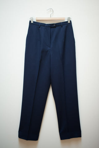 Wool Pendleton Trousers