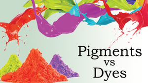 Is it better to use dye or pigment-based ink?
