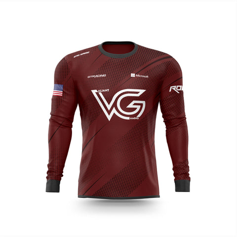 Valiant Gaming Jersey LS