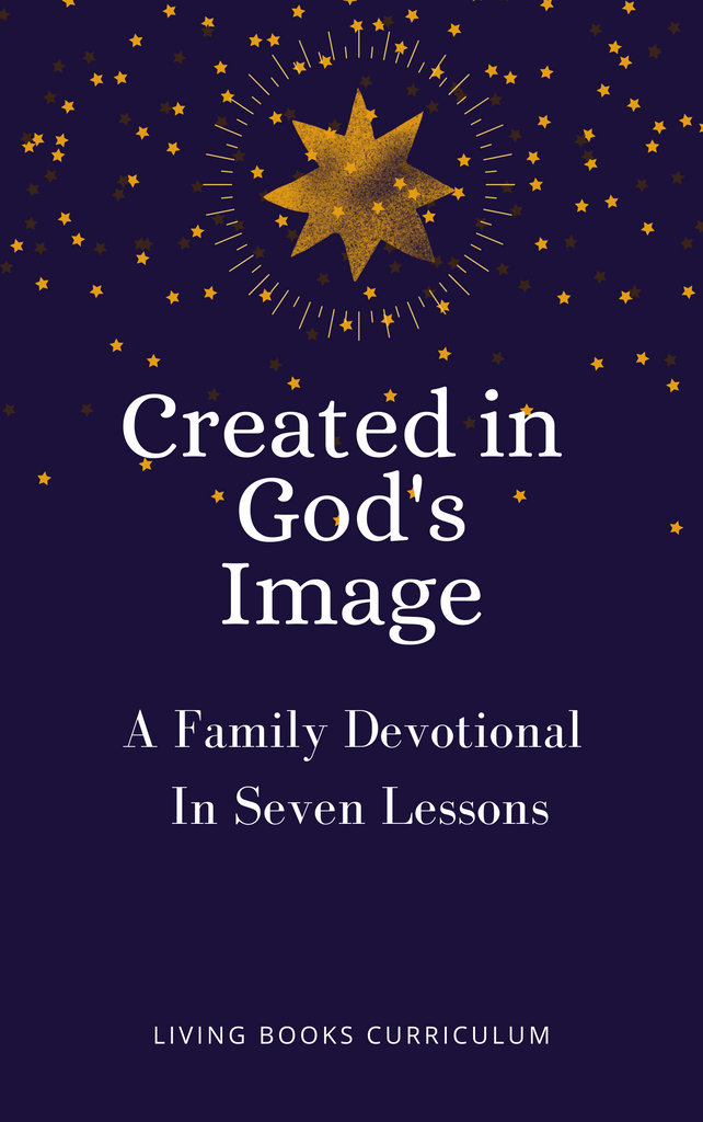 Created In God's Image - A Family Devotional