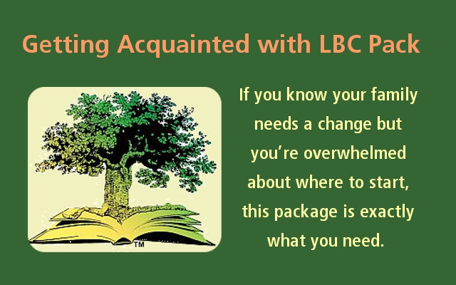 Getting Acquainted with LBC Pack