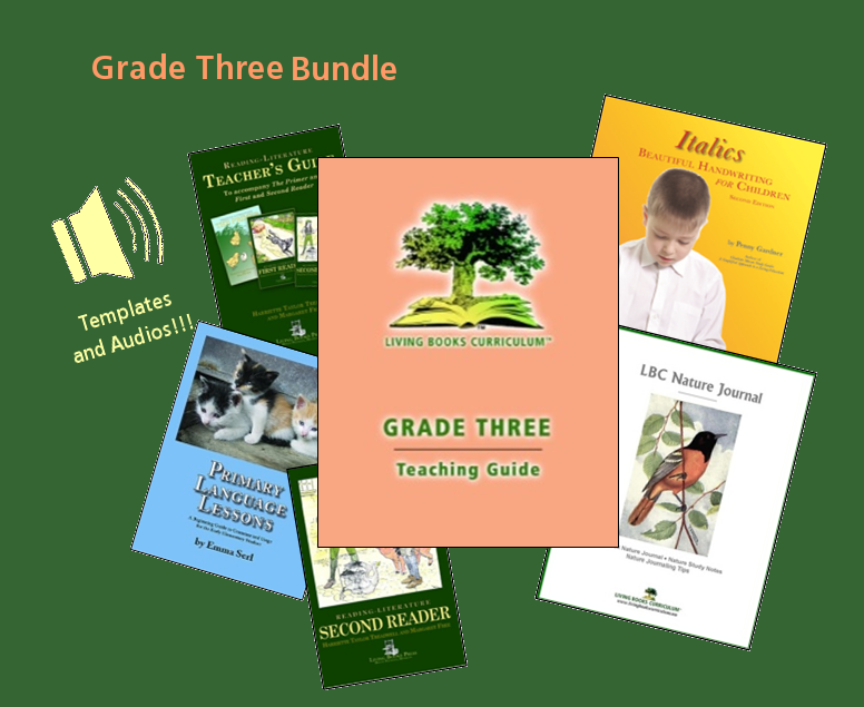 Grade Three Bundle