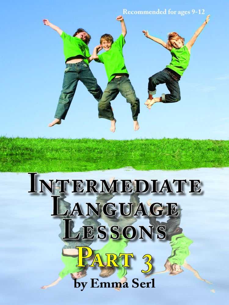 Intermediate Language Lessons-Part 3