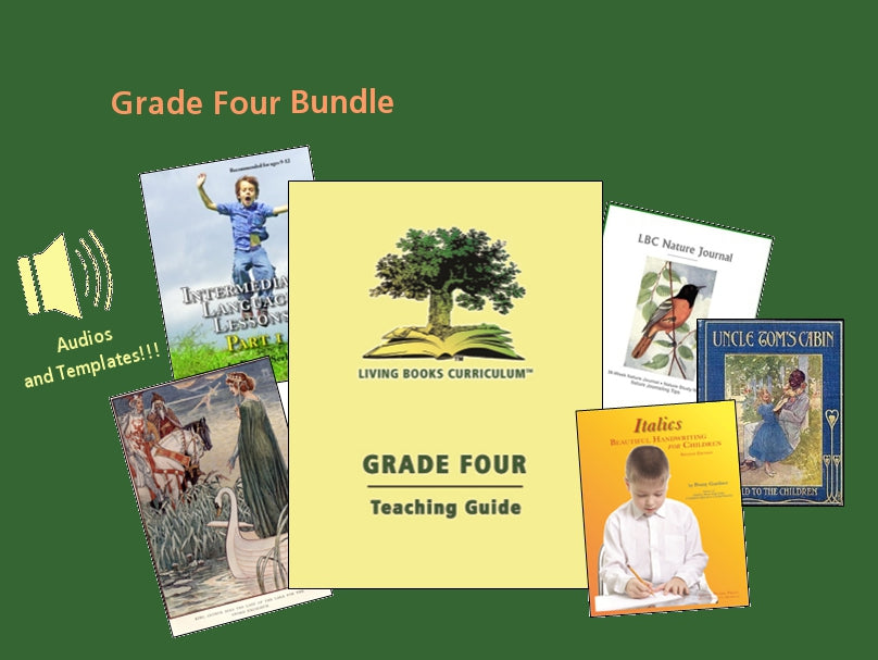 Grade Four Bundle