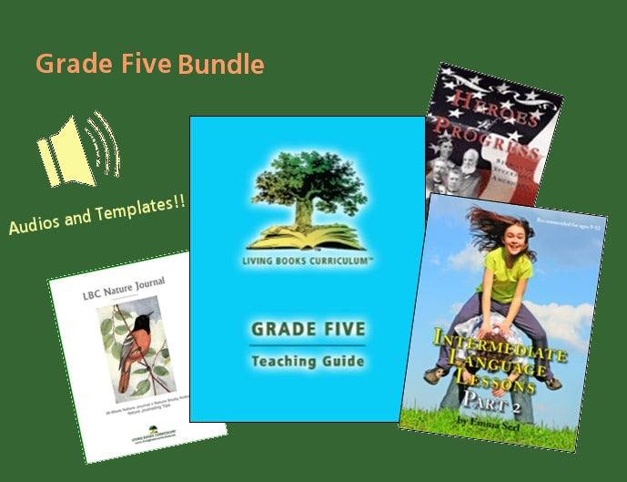 Grade Five Bundle