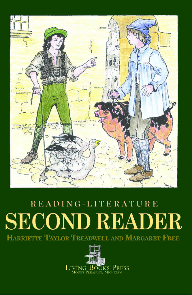 Reading-Literature Second Reader