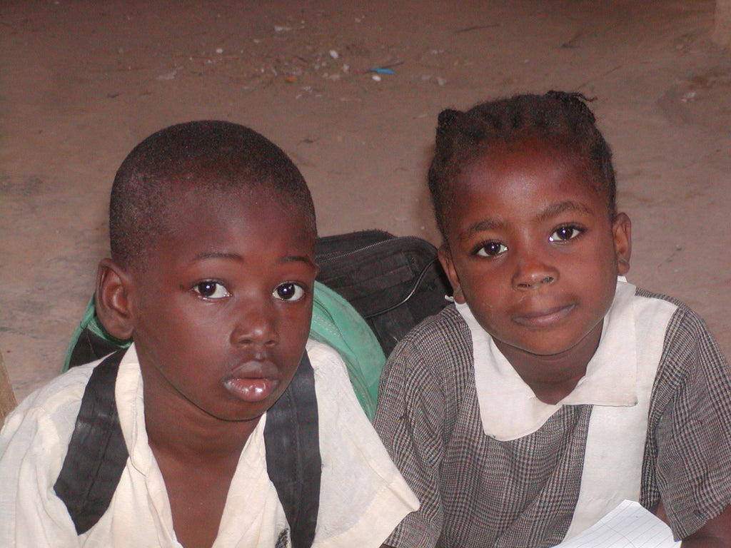 Donate to LBC's School in West Africa