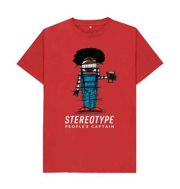 Red Men's Stereotype T-Shirt