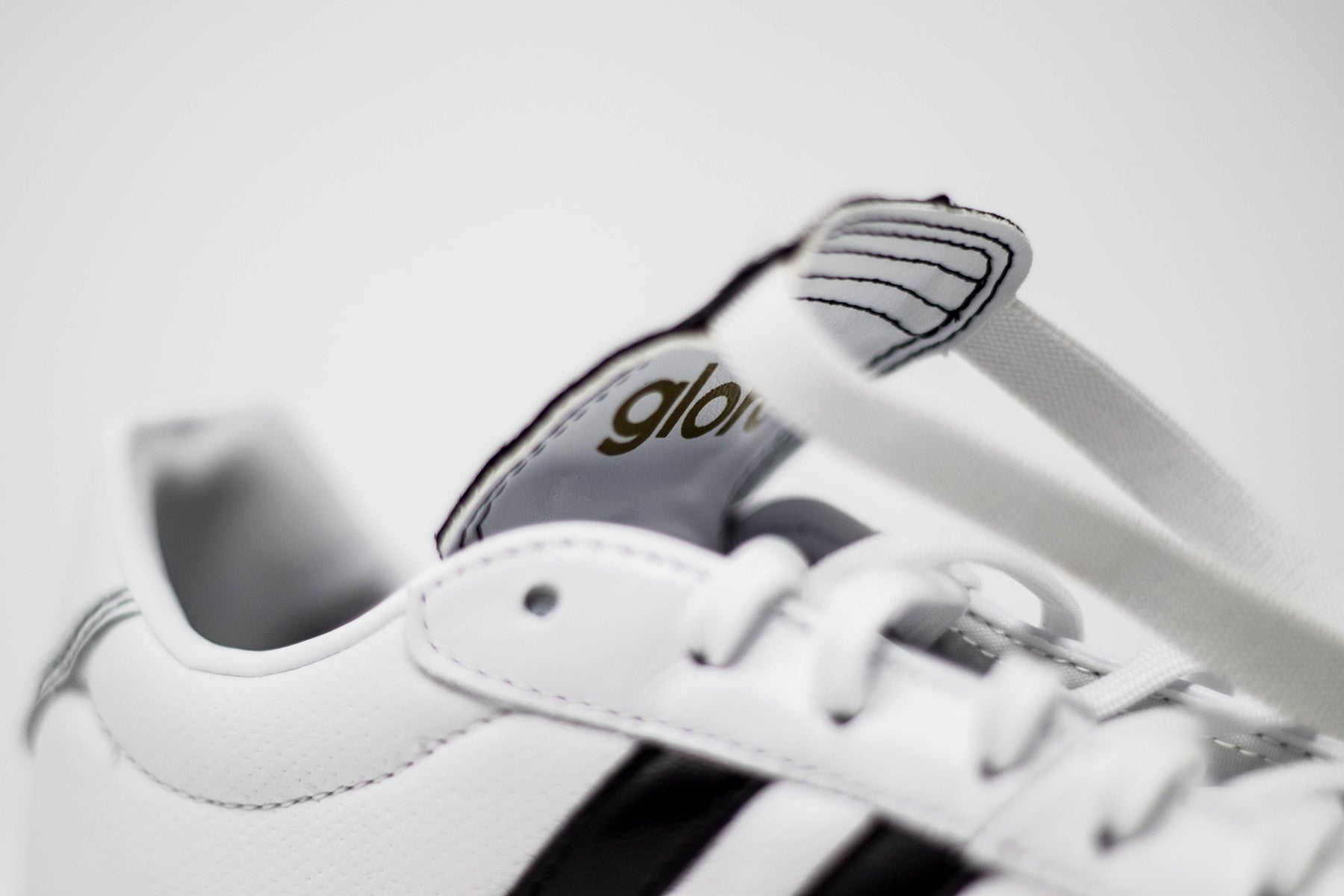 adidas gloro soccer cleat, white, 12 studs