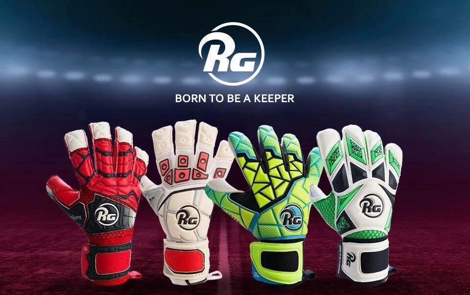 RG Goalkeeper Collection. Four new glove models.