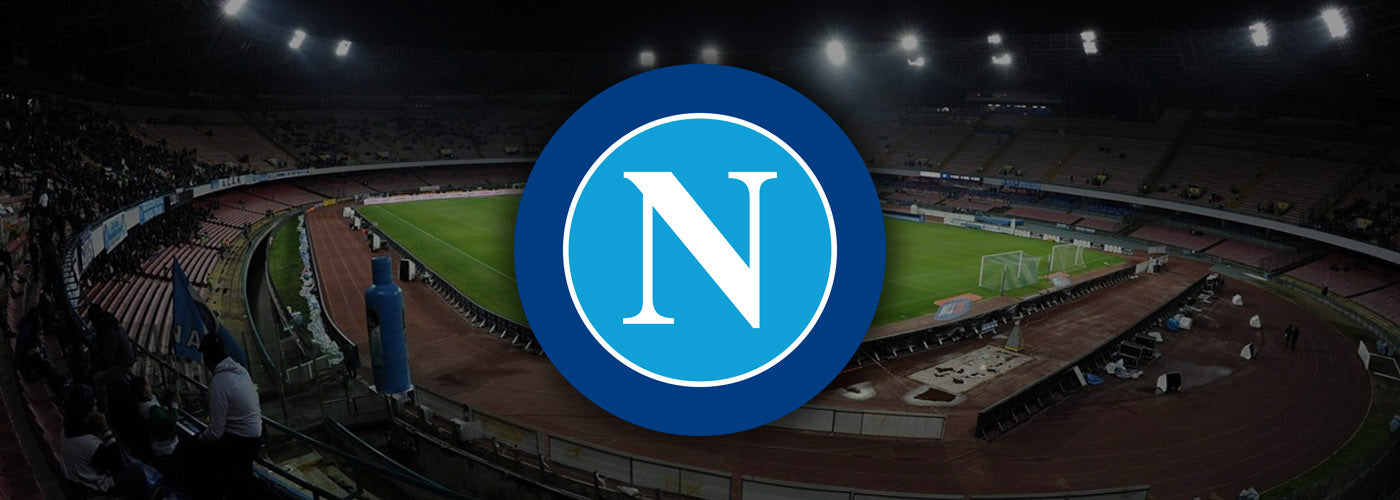 Napoli Officially Licensed Fan Gear