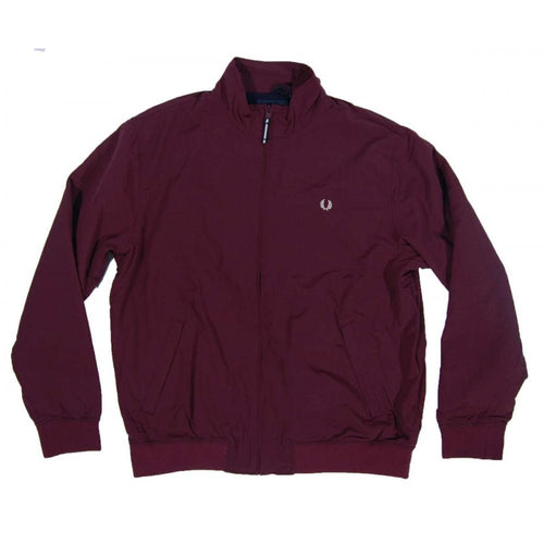Fred Perry Sailing Jacket Mahogany