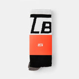 LBF Box Logo Sox - Black/White