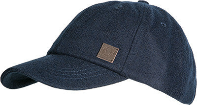 Fred Perry Wool Cap Navy