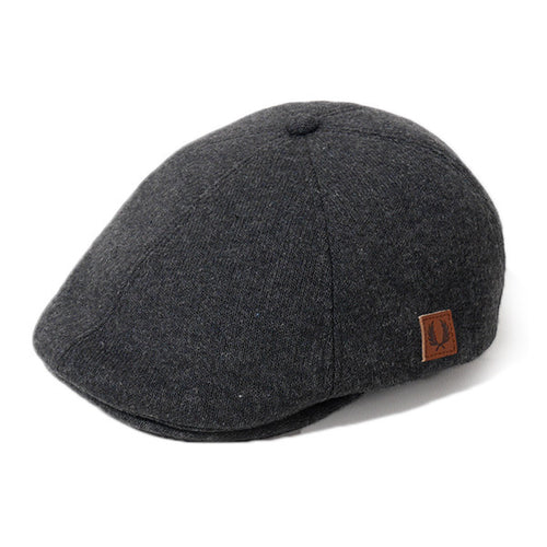 Fred Perry Knitted Flat Cap