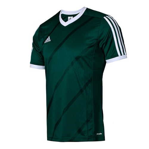 Adidas Tabela 14 Soccer Jersey - Forest Green