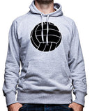 COPA Football Le Ballon Long Sleeve Grey Hoodie