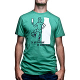 COPA Football Le Lait Short Sleeve Green T-Shirt