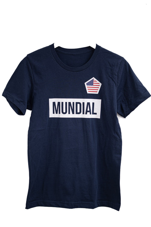 USA Mundial T-Shirt - Navy (World Cup)