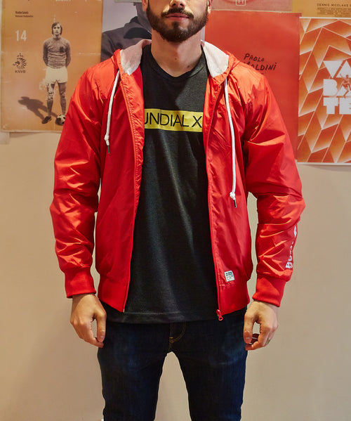 Errea Amir FZ Jacket Red