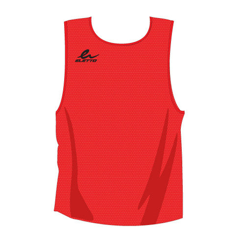 Eletto Training Vest (Red)