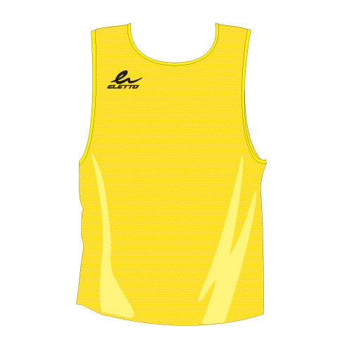 Eletto Training Vest (Yellow)