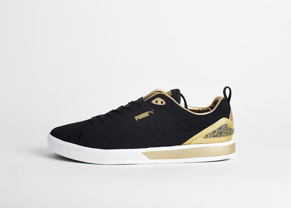 Puma Future Suede Black/Gold