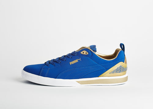Puma Future Suede Royal/Gold