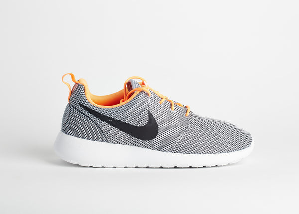 Nike Rosherun Grey/Orange