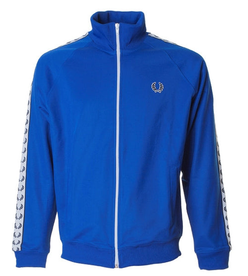 Fred Perry Laurel Taped Jacket, Royal
