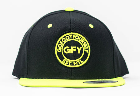 GFY Alternate Cap - Camo/Black