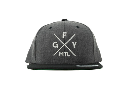 GFY Pom Pom Beanie Alternate Logo - Dark Green