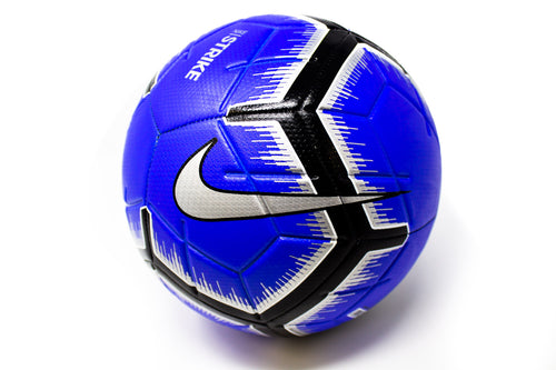 Nike Strike '18 Soccer Ball - Blue