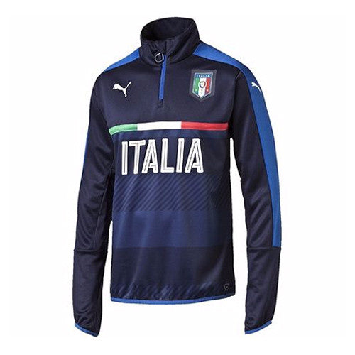ITALIA 1/4 TRAINING TOP