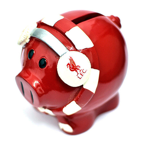 Liverpool Piggy Bank