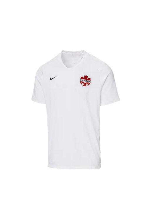 Nike Canada Away Soccer Jersey '19, White