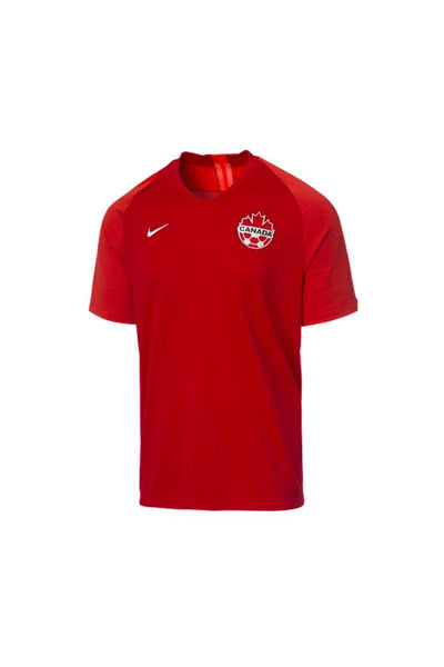 Nike Canada Home Soccer Jersey '19, Red