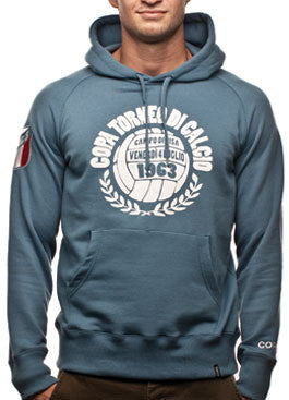 COPA Football Torneo di Calcio Pull-Over Hoodie