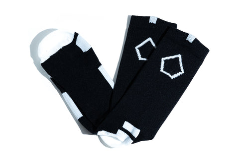Pentagon Crew Socks - Black