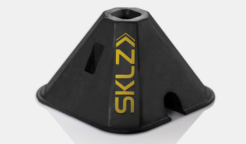 SKLZ Pro Training Black Rubber Utility Weights