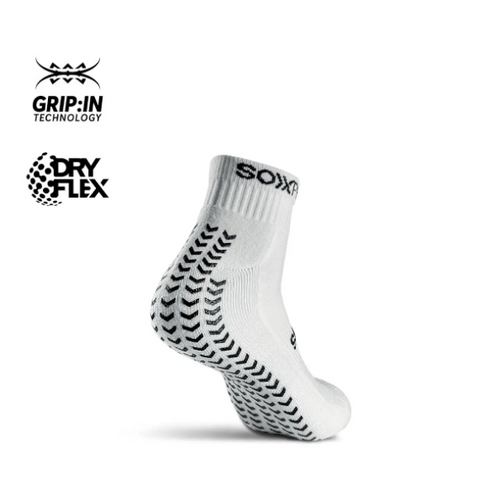 Side view picture of the grip low-cut socks from the Italian brand SOXPro