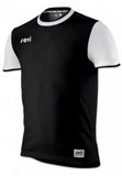 Short Sleeve polyester soccer jersey. Manufactured by Savi Foot.