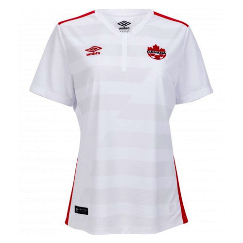 Umbro Women's Canada Away Soccer Jersey 2015, Front View