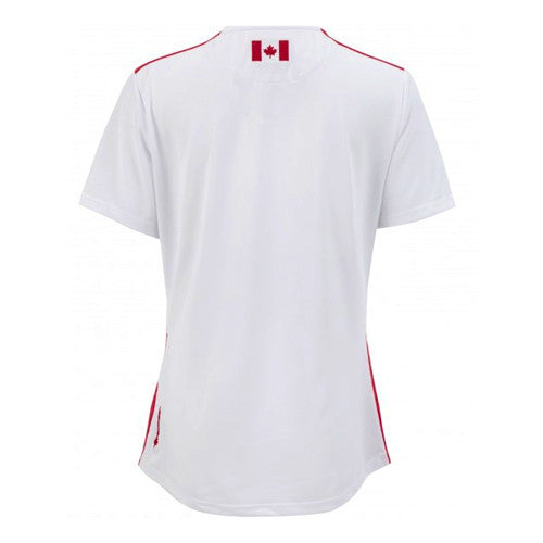 Umbro Women's Canada Away Soccer Jersey 2015, Back View
