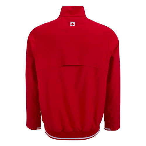 Umbro Canada Walk Out Jacket 2015, Red, Back