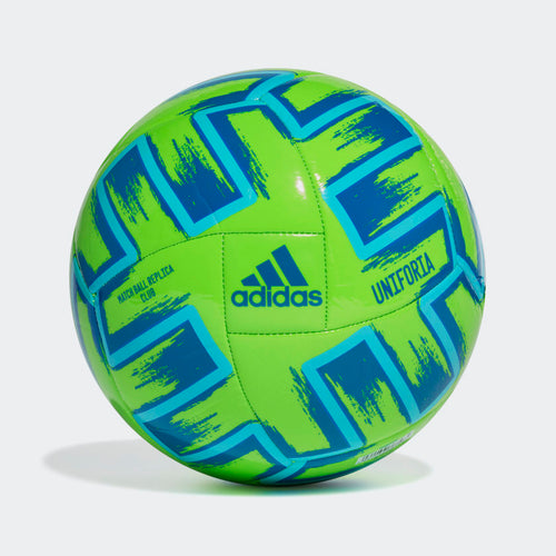 Adidas Uniforia Euro 2020 Club Soccer Ball - Green