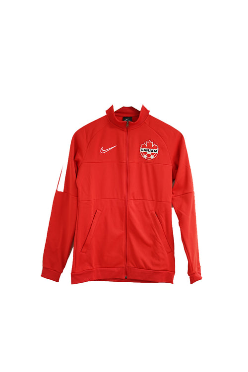 Nike Academy Canada Women's Track Jacket '19 - Red