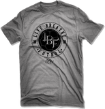 LBF XXI Heather T-Shirt, Short Sleeve, Grey