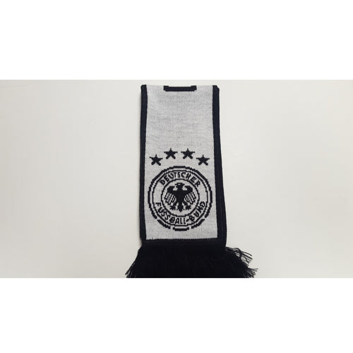 Adidas Germany World Cup 2018 Scarf, Black & White
