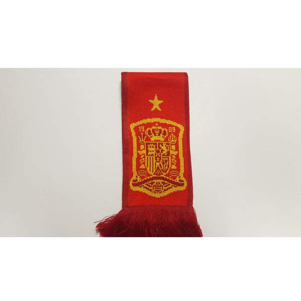 Adidas Spain World Cup 2018 Scarf, Red & Yellow